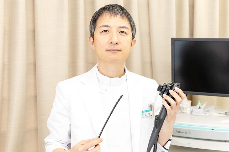 胃内視鏡(経鼻内視鏡)